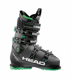 Advant Edge 95 Black/Green